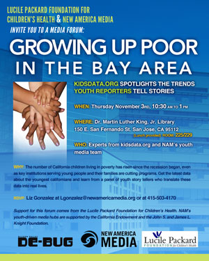 'Growing Up Poor in the Bay Area' Forum Comes to Silicon ...