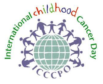 International Childhood Cancer Day - Logo