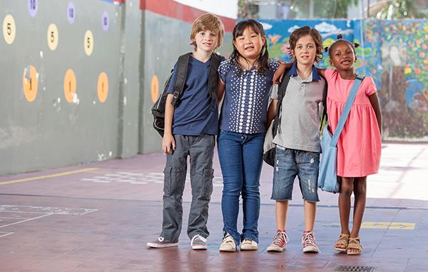 Image of Children At School