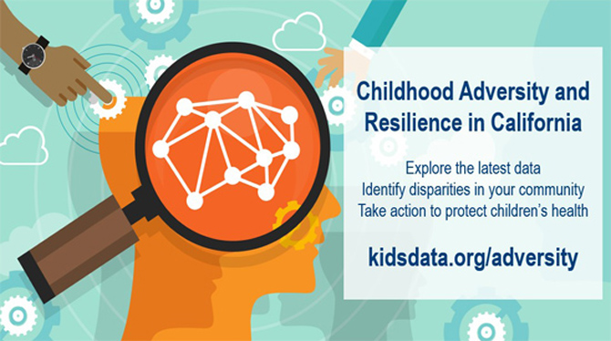 Image of Childhood Adversity and Resilience flier